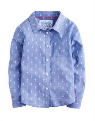 Kids clothing junior chambray shirt set that style for Chambray shirt for kids